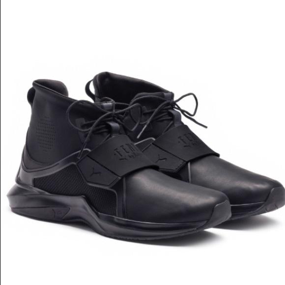 cheaper e00bc 5f134 Fenty Trainer Hi Women's Sneaker by Rihanna NWT